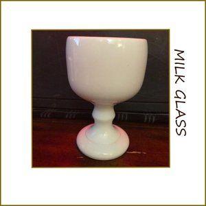 White milk glass